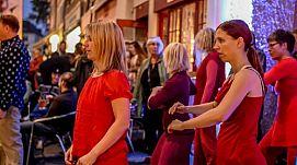 5Rhythms Dance Event in Bremgarten AG with Monika Ortner