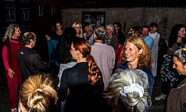 5Rhythms Dance Event in Bremgarten AG with Monika Ortner